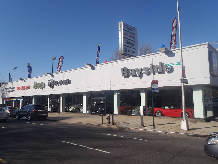5 Star Dealership | Queens Chrysler Jeep Dodge Service Parts
