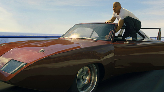 650 366 in meet the 1968 dodge daytona star of fast and furious 6 - Dodge Charger 1969 Fast And Furious 6